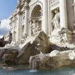 Stock Photo: Fontandi Trevi, Rome, Italy