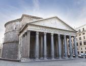 The Pantheon temple, Rome, Italy. — Stockfoto