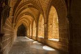 Monasterio de piedra, zaragoza, İspanya — Stok fotoğraf