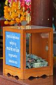 Donation Box — Stock Photo