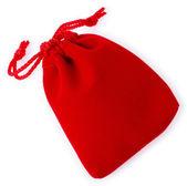 赤い宝石 bag02 — ストック写真