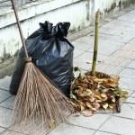 gestión de residuos — Foto de Stock