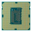 Stock Photo: CPU Downside