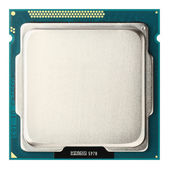 CPU upside — Stock Photo