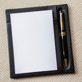 Elegance Note Paper — Stock Photo