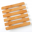 Bamboo grid — Stock Photo #31592427