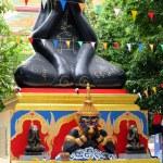 Phra Pidta and Phra Rahu — Stock Photo