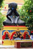 Phra pidta 和帕全蚀 — 图库照片
