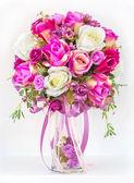 Bouquet de rosas — Fotografia Stock