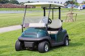 Golf cart or club car — Stock Photo