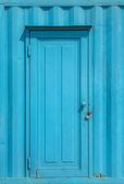 Container door — Stock Photo