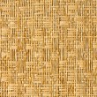 Straw mat — Stock Photo