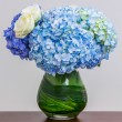 Blue Hydrangebouquet — Stock Photo #31662427