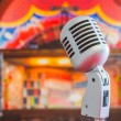 Classic microphone — Stock Photo #31665689