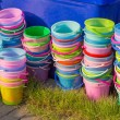 Buckets — Stock Photo #31669221