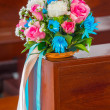 Stock Photo: Flower bouquet