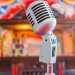 Classic microphone — Stock Photo #31671463