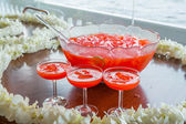 Fruit punch — Stock Photo