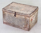 Antique chest — Stockfoto
