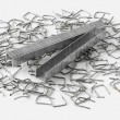Stock Photo: Staple
