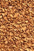 Freeze dried coffee — Stock Photo