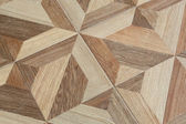 Wood grain pattern floor tiles — Stock Photo
