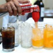 Softdrink dispensor — Stock Photo #31765825