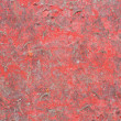 Grunge red painted texture — Stock Photo