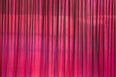 Red Theater curtain — Foto Stock
