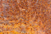 Rusty metal texture — Stok fotoğraf