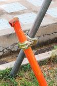 Swivel Scaffolding Clamp — Stock Photo