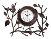 Table clock decoration — Stock Photo