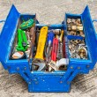 Hand Tools in box — Stock Photo #31780399