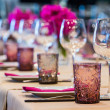 Table set up — Stock Photo #31780831