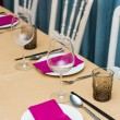 Table set up — Stock Photo #31780905