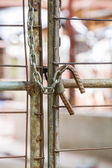 Farm locking — Stock Photo