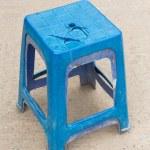 Ruin chair — Stock Photo #31819585