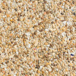 Stok fotoğraf: Rough gravel floor