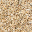 Foto Stock: Rough gravel floor