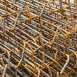 Rusty rebar — Stock Photo
