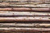 Wood pile — Stock Photo