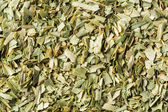Dried tarragon leaf — Stock Photo