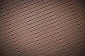 Pared de madera marrón — Foto de Stock