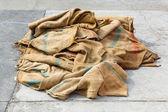 Старые мешки — Стоковое фото