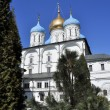 Stock Photo: Novospassky monastery in Moscow.