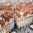 Roofs Of Prague. — Stock Photo