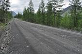 La carretera. — Foto de Stock