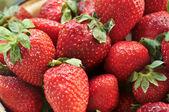 Ripe berries, strawberry — Stock Photo