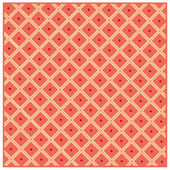 Traditional japanese symmetrical background — Stock Vector