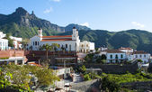 Tejeda, Gran Canaria, Canary Islands, Spain — Stock Photo